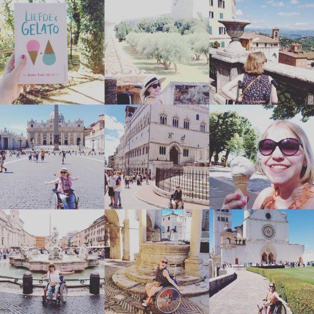 Weer terug van twee heerlijke weken in Itali! Genoten vanhellip