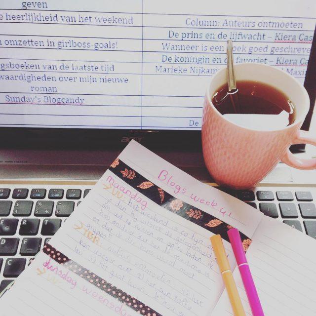 Zondag blogdag!