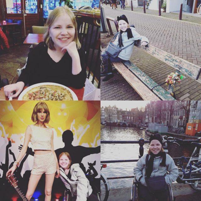Geslaagd dagje Amsterdam gedaan! Madame Tussauds gewandeld langs de grachtenhellip
