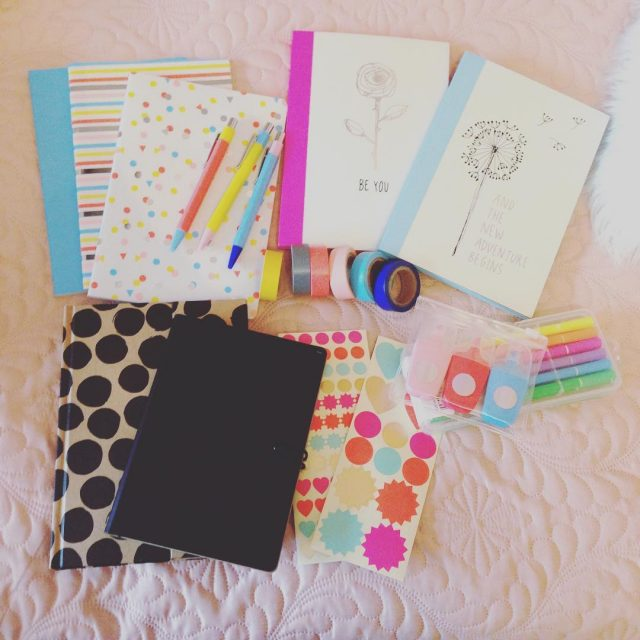 Oops I did it again and I regret NOTHING! stationary