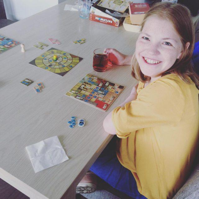 Middagje bij zuslief geweest lekker kletsen en spelletjes doen! sisterdatehellip