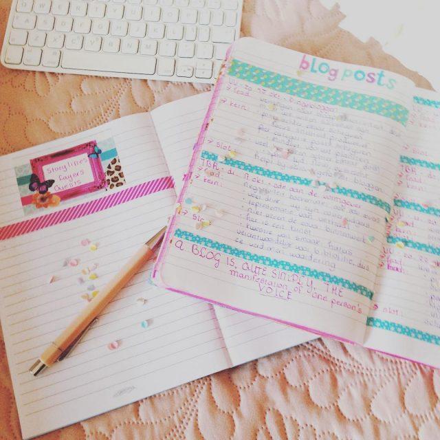 Momenteel verdeel ik mijn aandacht en vrije tijd tussen bloggenhellip