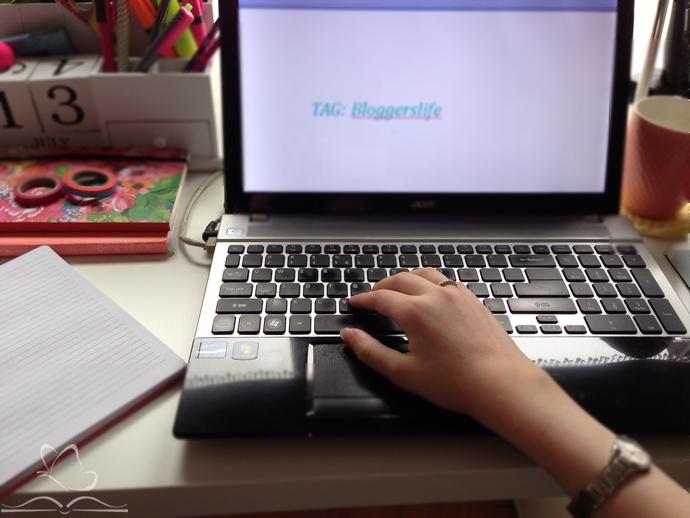 Bloggerslife tag