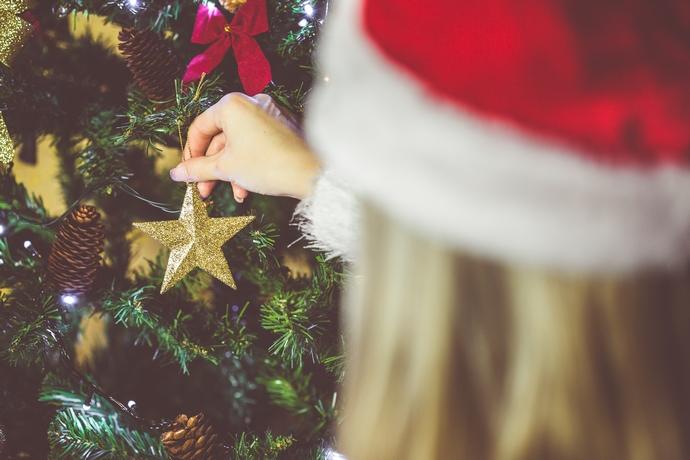 Genieten van kerst