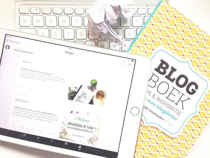 Weg met blogtips